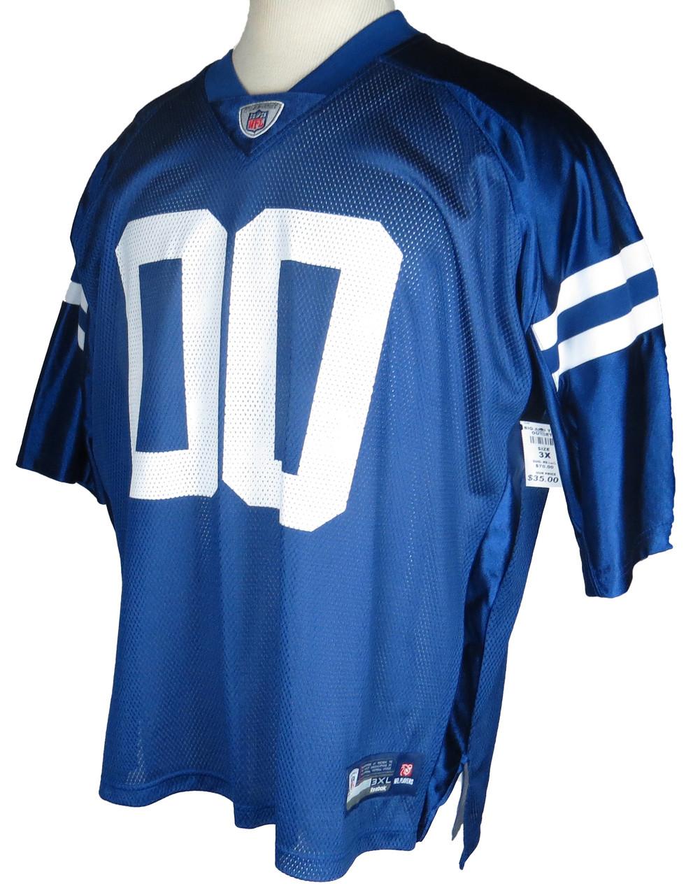 NFL 00 Jerseys 4 Teams 3X, 4X, 5X