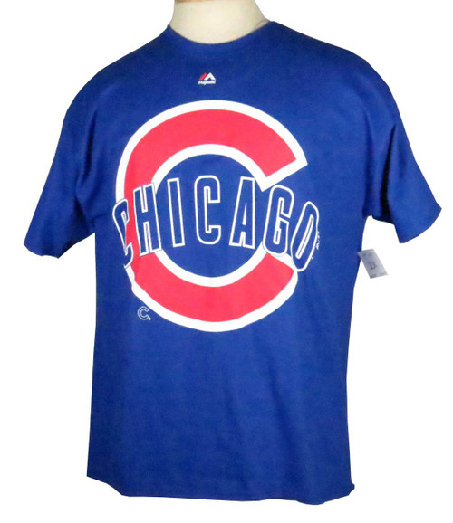 Big C Cubs print on Front
