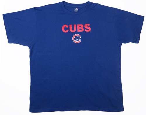 Chicago Cubs Logo Tee 3X