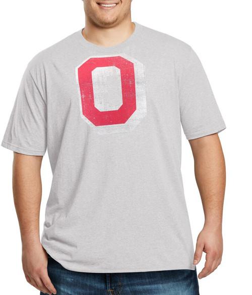 Ohio State Vintage Logo Tee Front