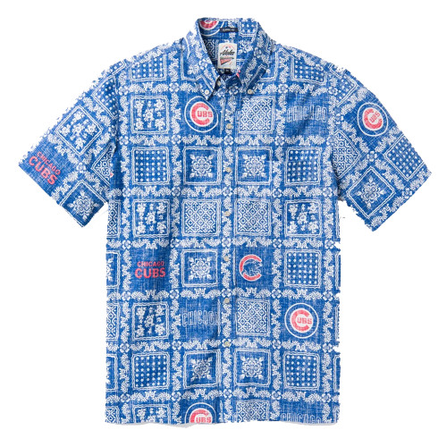 Cubs Hawaiian