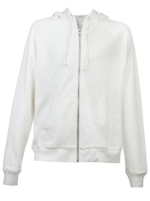 Cobra Creek White Full Zip Hoodie 4X, 5X, 6X, 7X, 8X