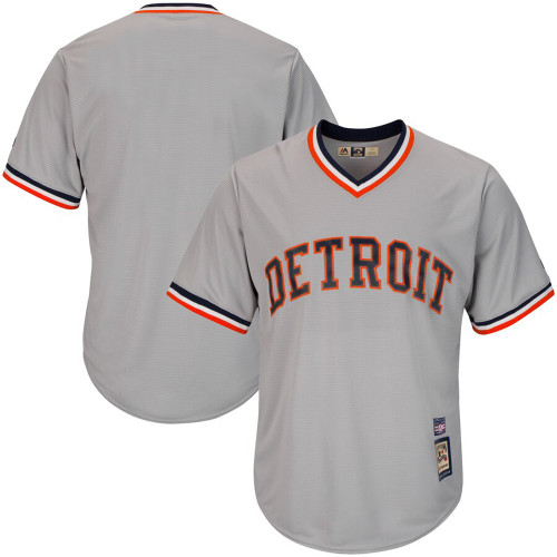 Detroit Tigers, Front & Back
