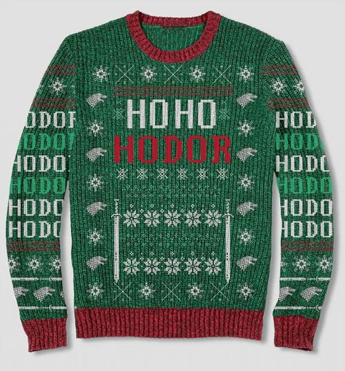 HoHo Hodor Full Design