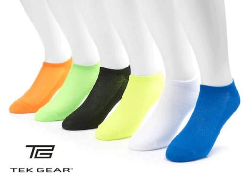 Tek Gear Cool Tek Socks Colors