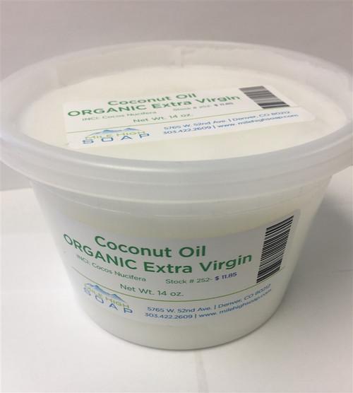Coconut Oil - Organic Virgin
