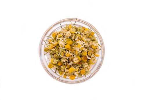 Chamomile (whole flower)
