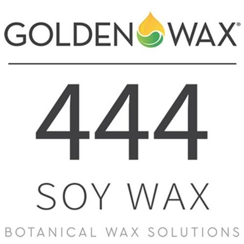 444 Golden Wax Soy Wax Flakes