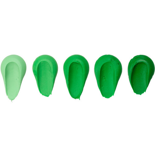 Green Gel Colorant