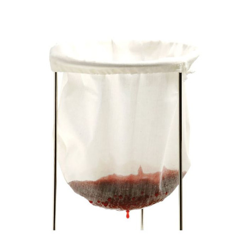 JELLY STRAINER BAGS, 2 PCS