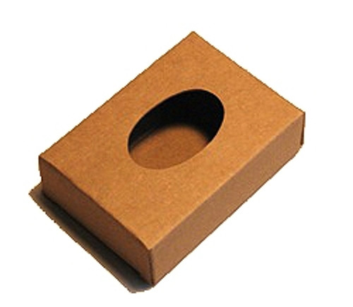 Soap Box - Oval