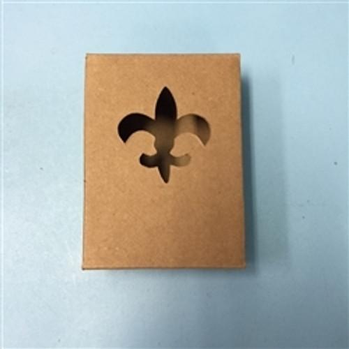 Soap Box - Fleur-De-Lis