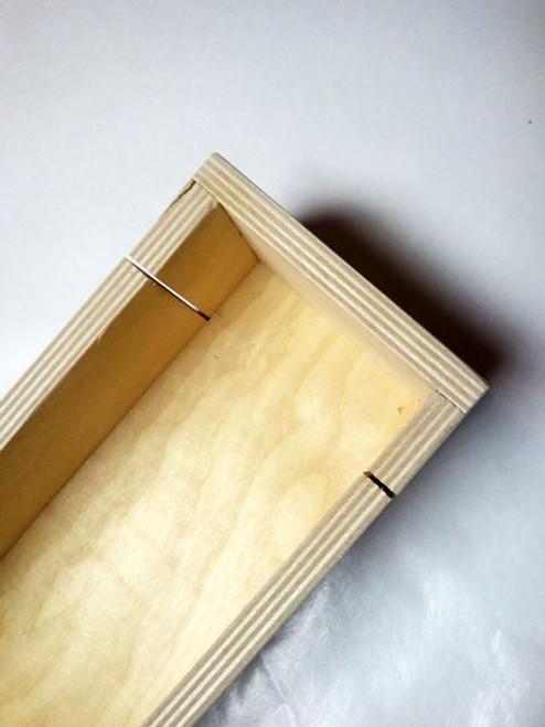 Wood Loaf Soap Mold