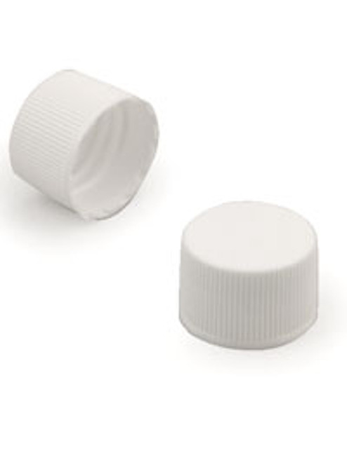 Cap - White Ribbed 20-410