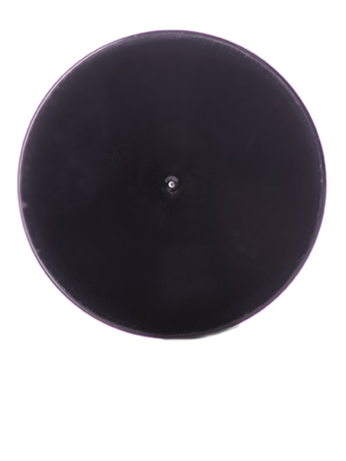 53 mm Black Smooth Lid