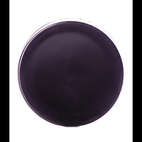 33 mm Black Smooth Lid 33-400