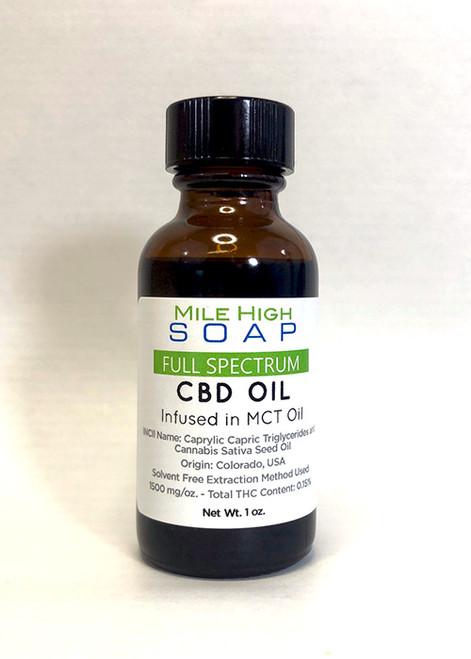 CBD Full Spectrum Oil