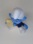 The Smurfs 2: Narrator Figure - 2013 - Mcdonalds - GD