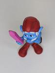 The Smurfs 2: Papa Smurf Figure - 2013 - Mcdonalds - GD