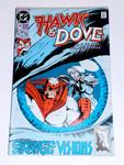 Hawk & Dove #10 - 1990 - DC Comic - VG