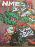 NME Suicide Squad Jared Leto Photo Cover (Includes Free Suicide Squad Harley Quinn Cover Comic) - 2016 - BandLab Technologies - New/Sealed