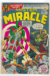 Mister Miracle #7 - 1972 - DC Comic - FR