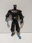 Jackie Chan Adventures Shadow Khan Action Figure - 2001 - Playmates - VG