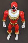 Power Rangers Zeo Legacy Red Ranger Figure - 2017 - Bandai - VG
