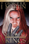 A Game Of Thrones: A Clash Of Kings #15 - Release Date TBC - Dynamite Comic
