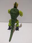 Masters Of The Universe Whiplash Action Figure - 1983 - Mattel - VG