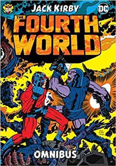 DC Universe Bronze Age Omnibus by Jack Kirby - Hardback