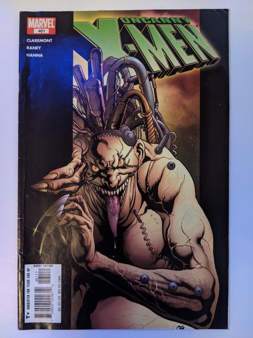Uncanny X-Men (Volume 1) #461 - 2005 - Marvel Comic - VG