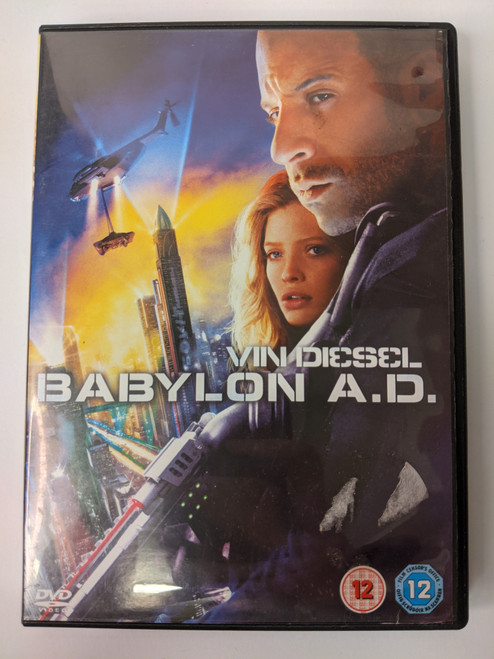 Babylon A.D - 2008 - 20th Century Fox - GD