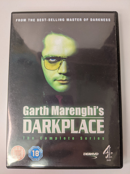 Garth Marenghi's Darkplace - 2004 - Channel 4 - GD