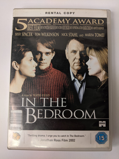 In The Bedroom - 2002 - Lions Gate Home Entertainment - GD