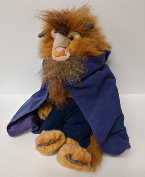 Beauty And The Beast: The Musical - Beast Soft Toy/Plushie - 2010 - Disney - VG