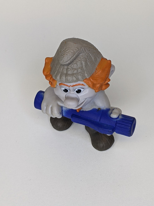 The Smurfs 2: Hackus Figure - 2013 - Mcdonalds - GD