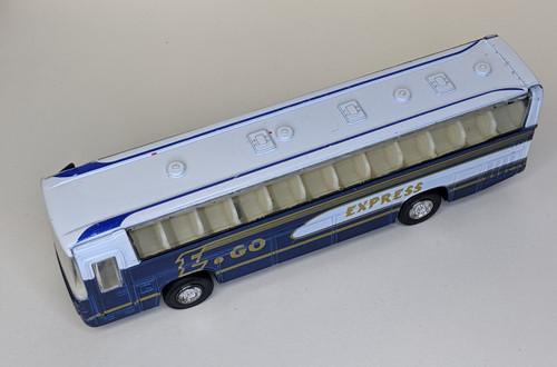E. Go Express Bus - 1990's Approx - Keenway - GD