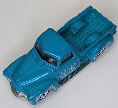 Hot Wheels '52 Chevy - 2014 - Mattel - FR