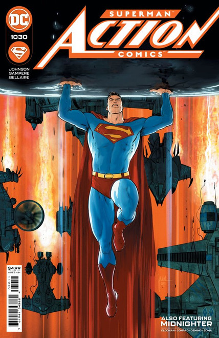 Action Comics #1030 - DC Comic - 27/4/21