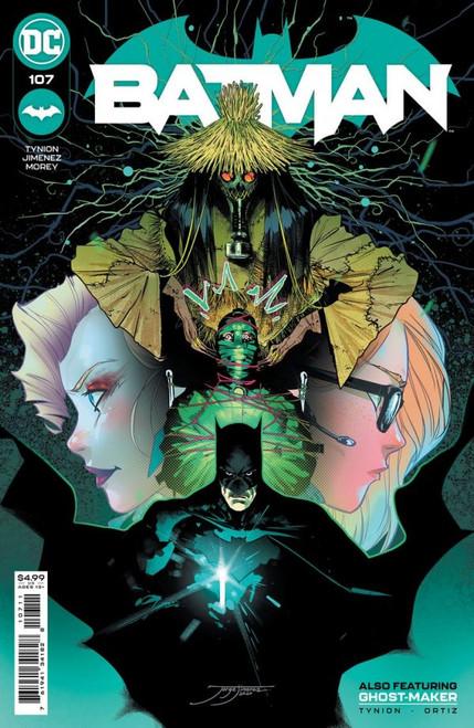 Batman #107 - DC Comic - 6/4/21