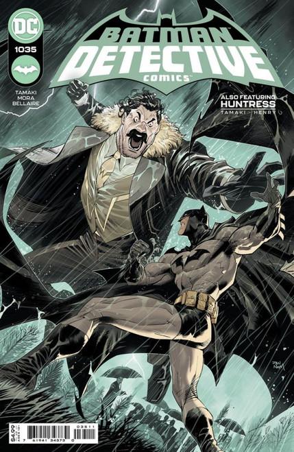 Detective Comics #1035 - DC Comic - 27/4/21