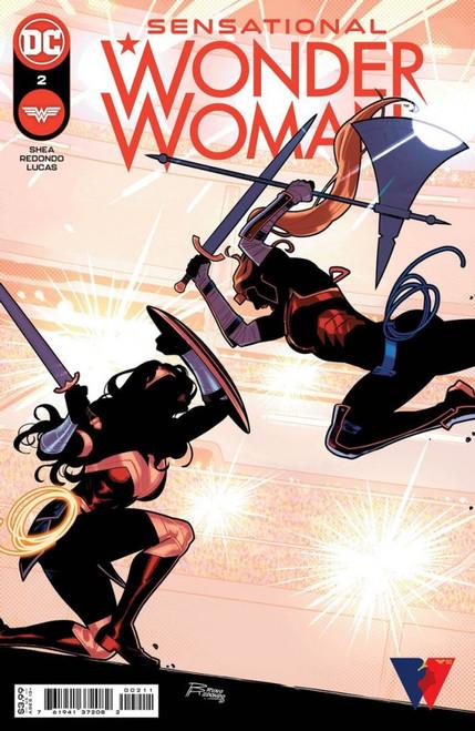Sensational Wonder Woman #2 - DC Comic - 6/4/21