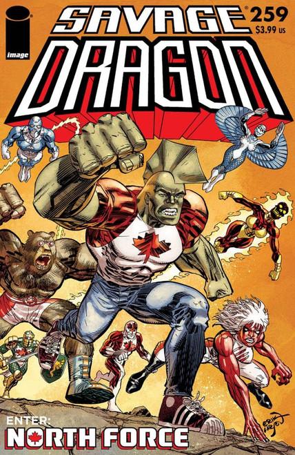 Savage Dragon #259 - Image Comics - 28/4/21