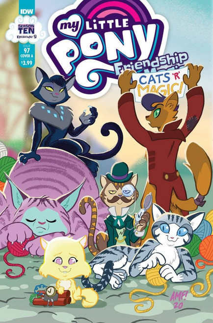 My Little Pony: Friendship Is Magic #97 - IDW Comic - 21/4/21