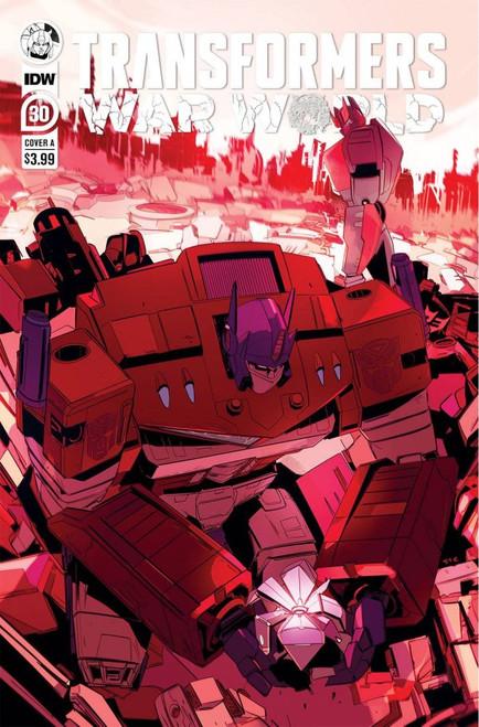 Transformers #30 - IDW Comic - 26/5/21