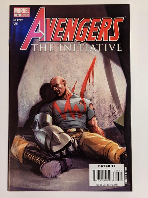 Avengers: The Initiative Volume 1 #6 - 2007 - Marvel Comics - NM