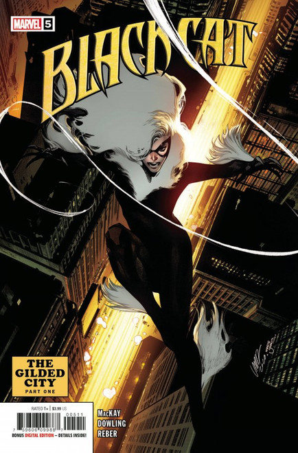 Black Cat #5 - Marvel Comic - 14/04/21