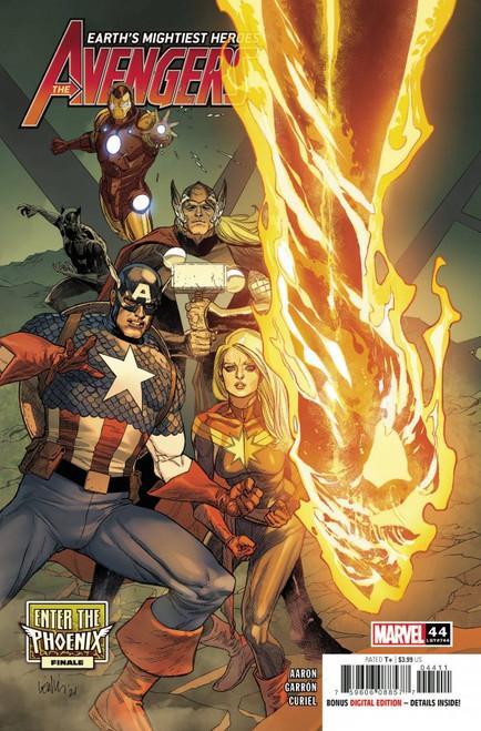 The Avengers #44 - Marvel Comic - 07/04/21