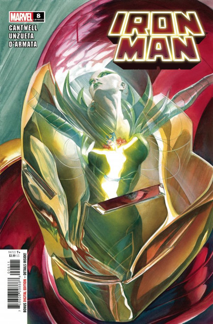 Iron Man #8 - Marvel Comic - 14/04/21